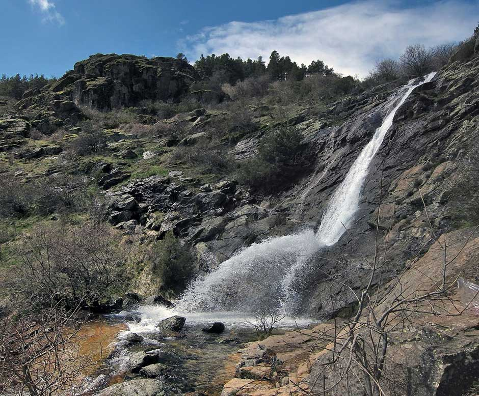Ruta por las cascadas de la Comunidad de Madrir Tom Tom | Tu Gran Viaje