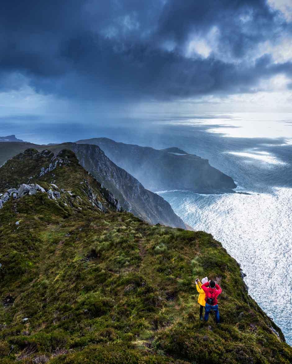 Ruta por los acantilados de Irlanda más espectaculares | Tu Gran Viaje | Turismo de Irlanda