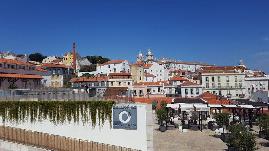 Mirador de Santa Luzia. Los mejores miradores de Lisboa | Tu Gran Viaje
