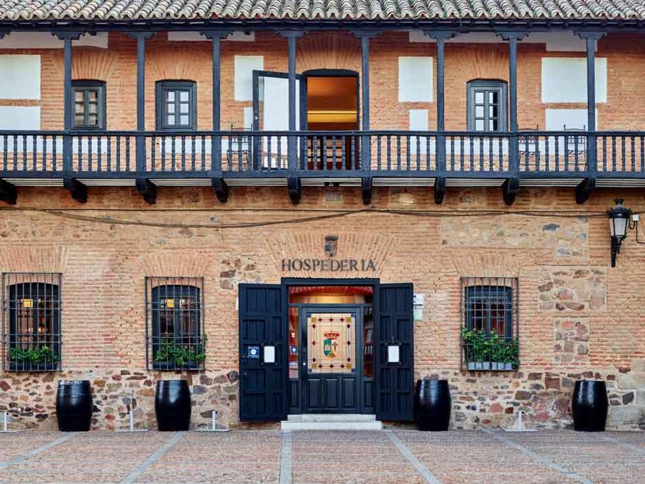 Las Hospederías de Castilla La Mancha | tu Gran Viaje