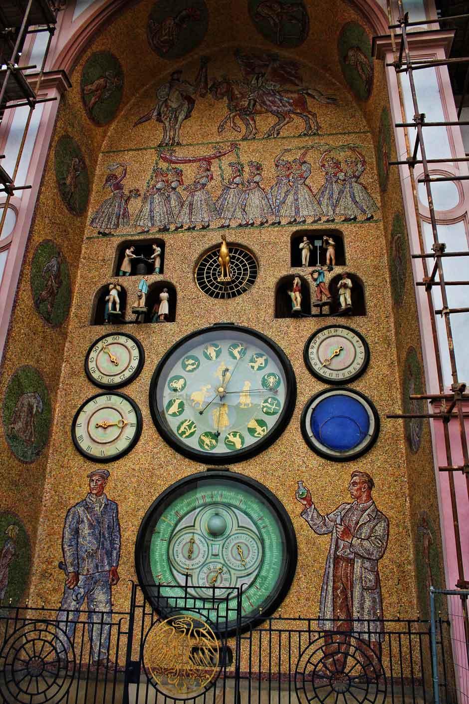Viajar a Olomouc Moravia República Checa El reloj de Olomouc | Tu Gran Viaje