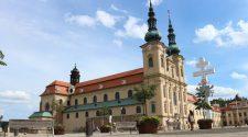 Monasterio y basílica de Velehrad. Foto © Tu Gran Viaje