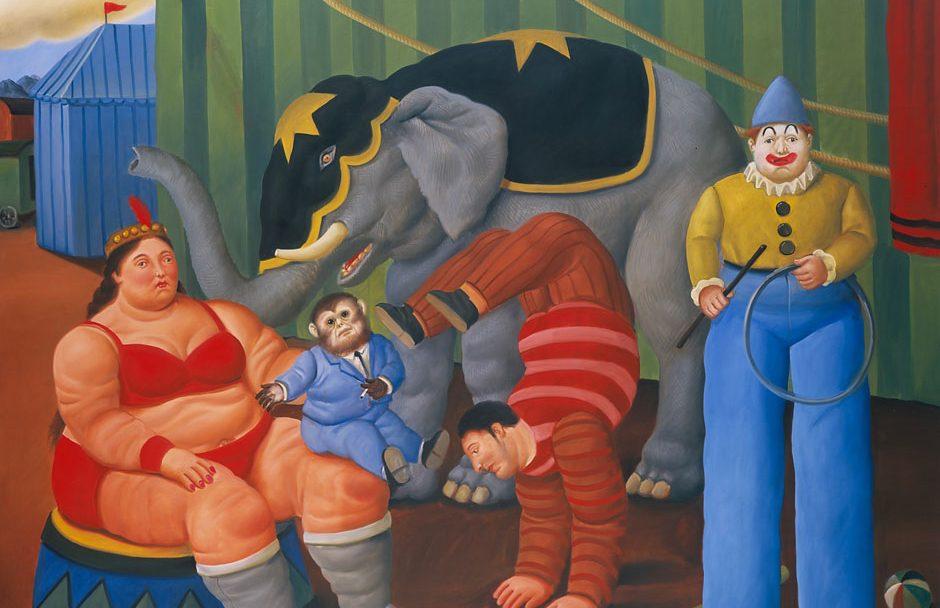 Exposición Botero. 60 años de pintura en CentroCentro Madrid |Agenda Viajera en Tu Gran Viaje