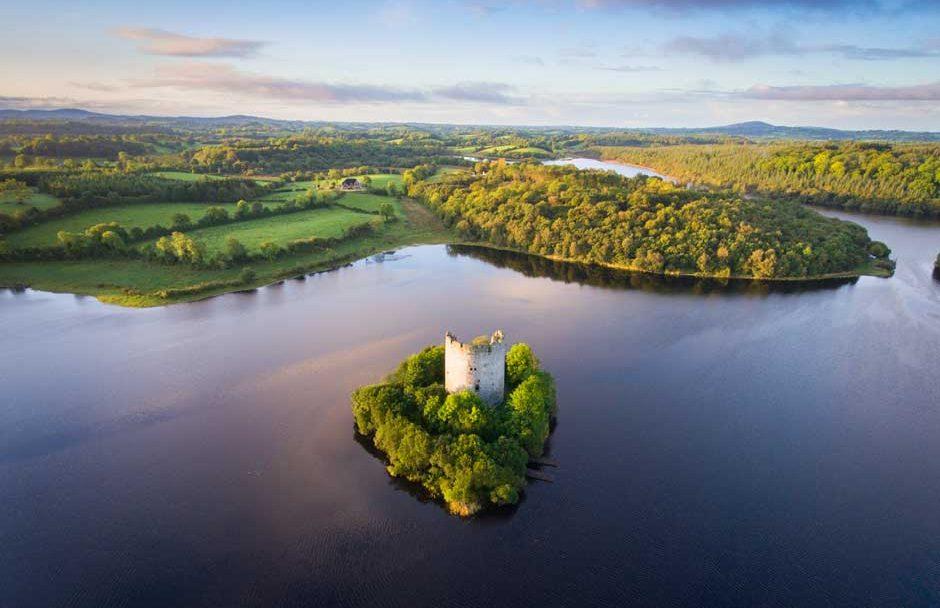 El castillo de Cloughoughter, pura magia irlandesa | Tu Gran Viaje