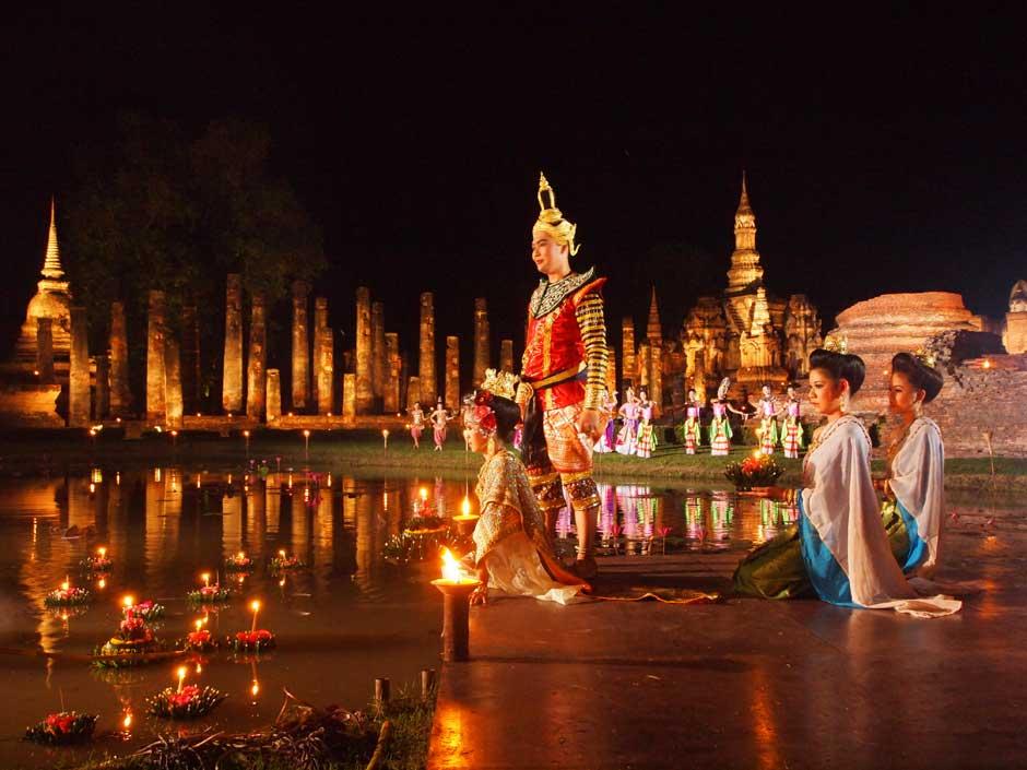 El festival Loi Krathong 2020 se celebrará en diferentes lugares de Tailandia con todas las medidas para prevenir la transmisión de COVID-19 | Tu Gran Viaje