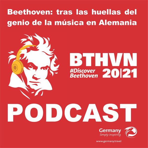 podcasts Discover Beethoven banner