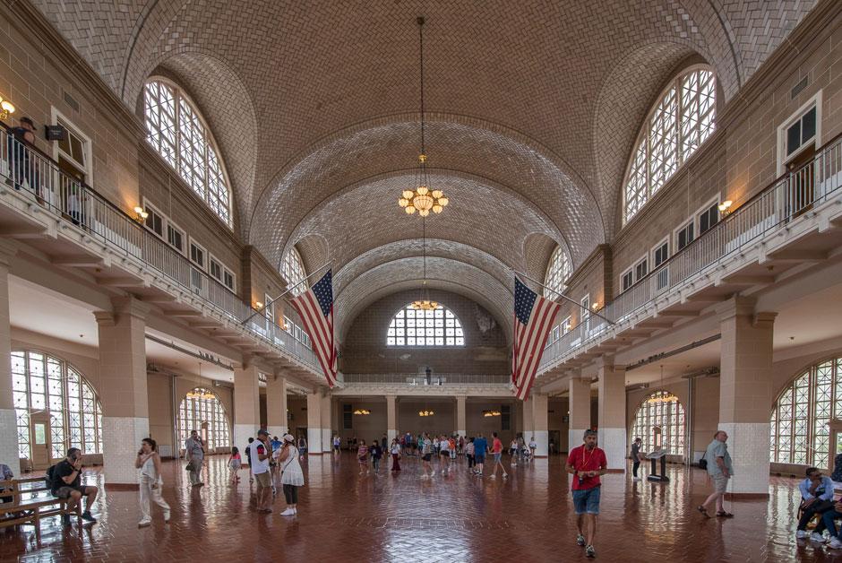 Visitar Ellis Island Museo Nacional de Inmigración Nueva York Tu Gran Viaje