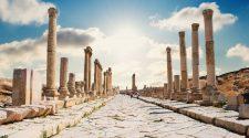Jerash, el esplendor de la antigua Roma en el corazón de Jordania | Foto Shutterstock | Tu Gran Viaje