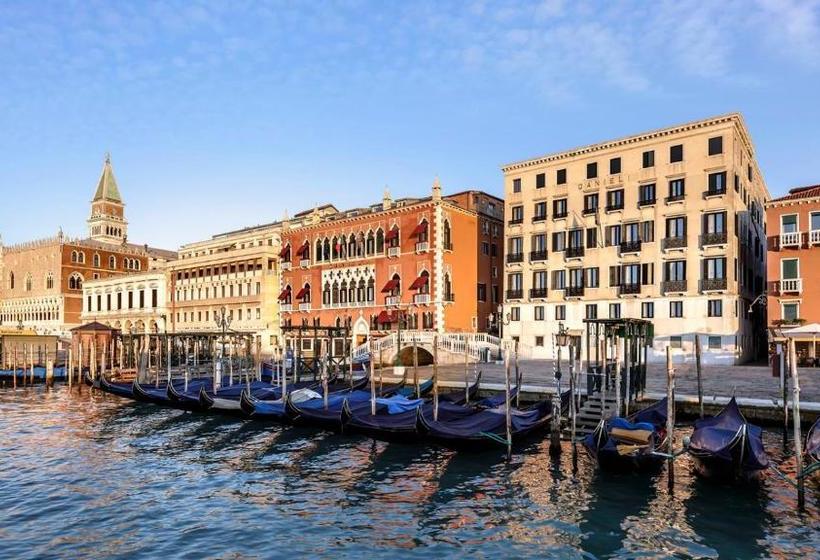Hoteles que nos gustan (mucho): el Hotel Danieli de Venecia