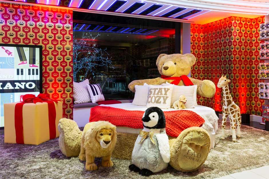 Esta Navidad, la tienda de juguetes FAO Schwarz se convierte en un Airbnb | Tu Gran Viaje