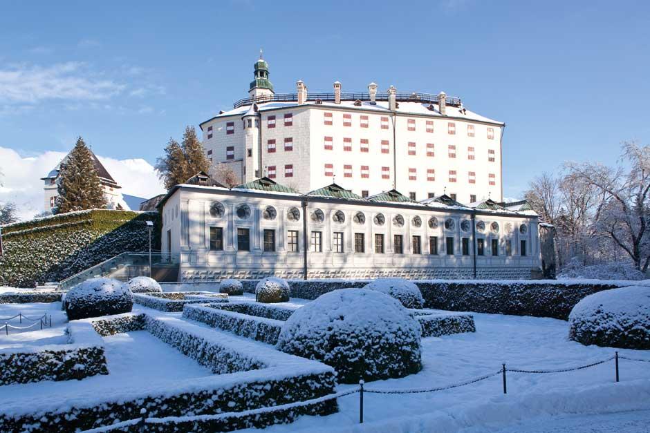 Castillo de Ambras. © Innsbruck Tourismus / Christof Lackner