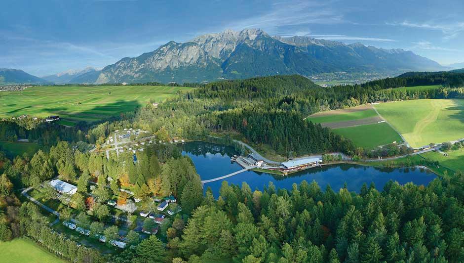 Natterer See. © Innsbruck Tourismus