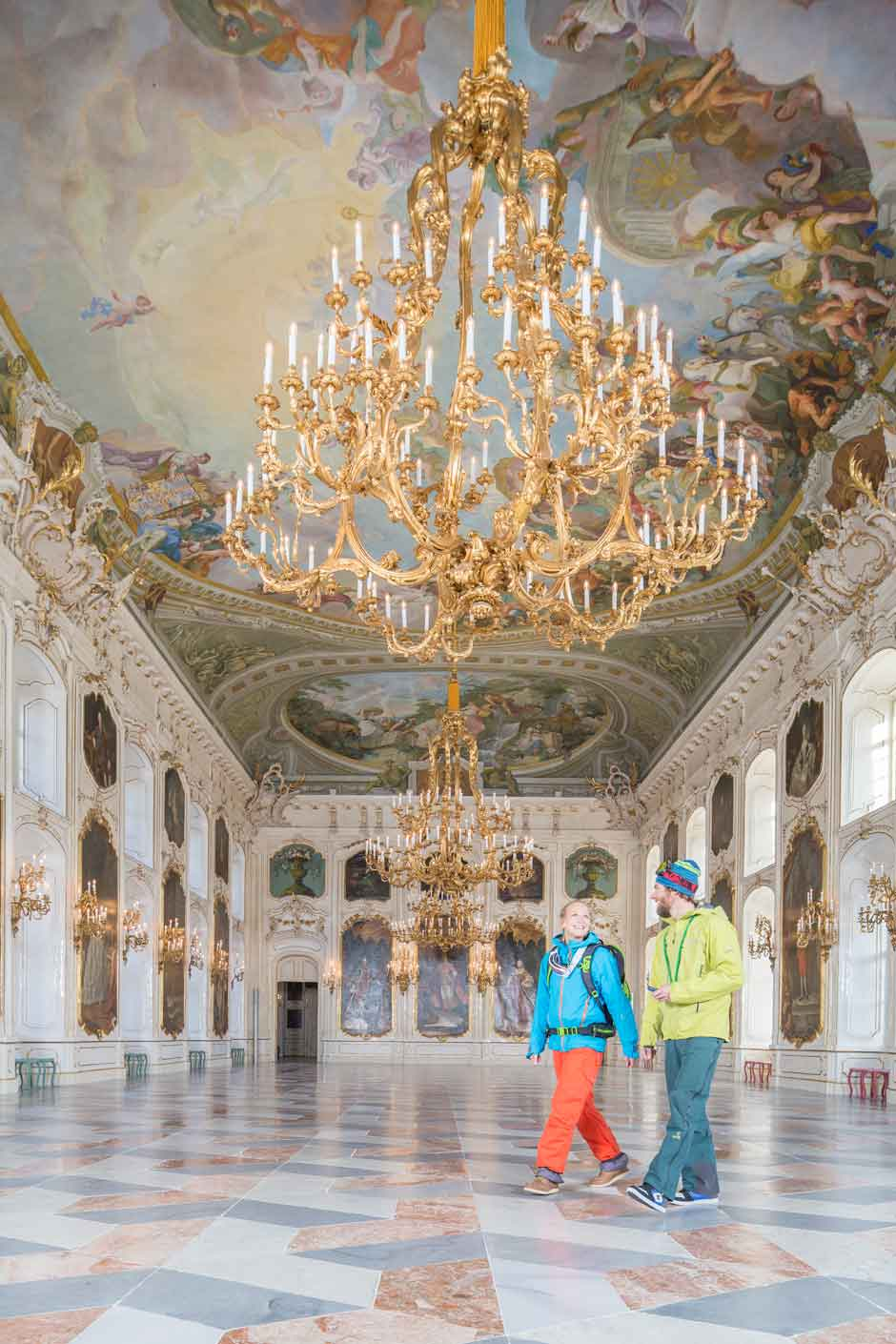 Palacio Imperial. © Innsbruck Tourismus / Christian Vorhofer