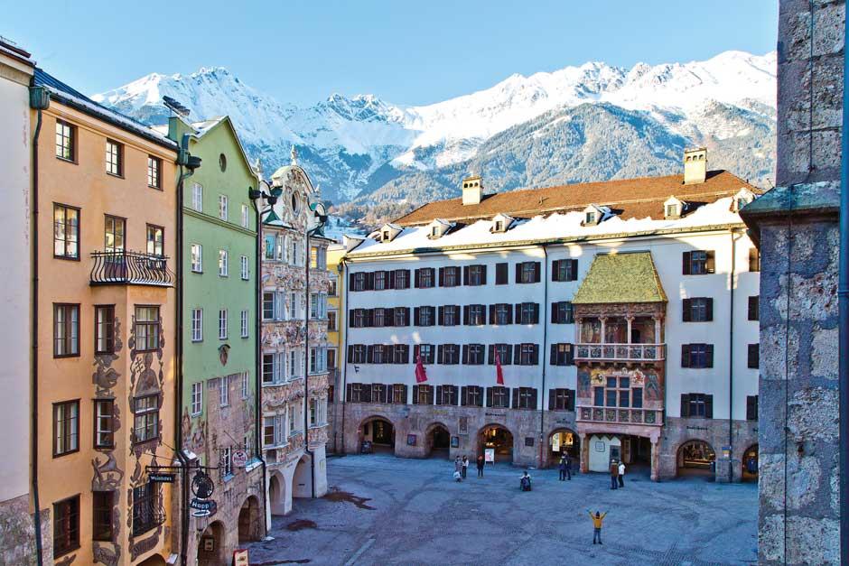Tejadillo de Oro. © Innsbruck Tourismus / Christof Lackner