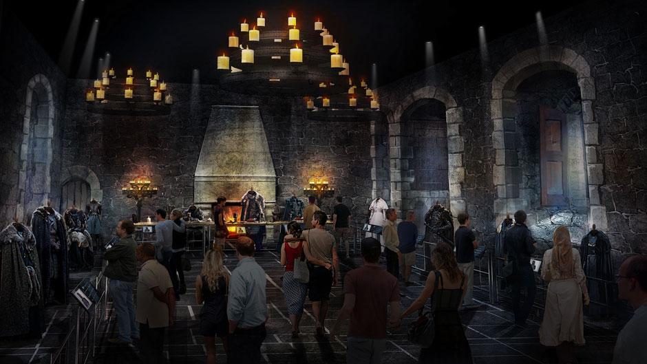 Parque temático Juego de Tronos Game of Thrones Studio Tour Foto Turismo de Irlanda Tu Gran Viaje