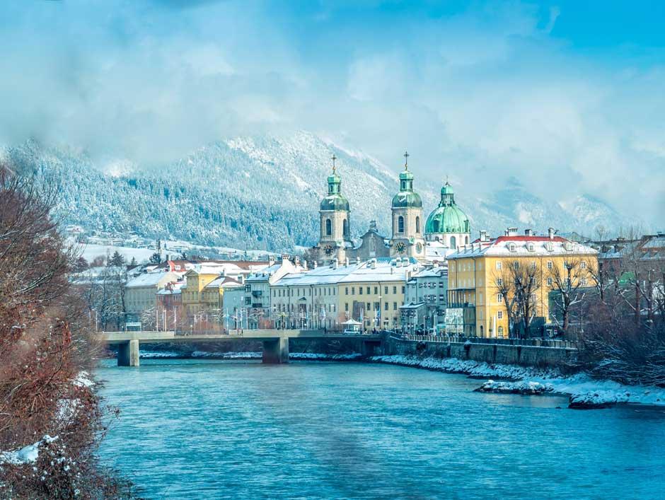 Panorámica de Innsbruck. © A. Rosara