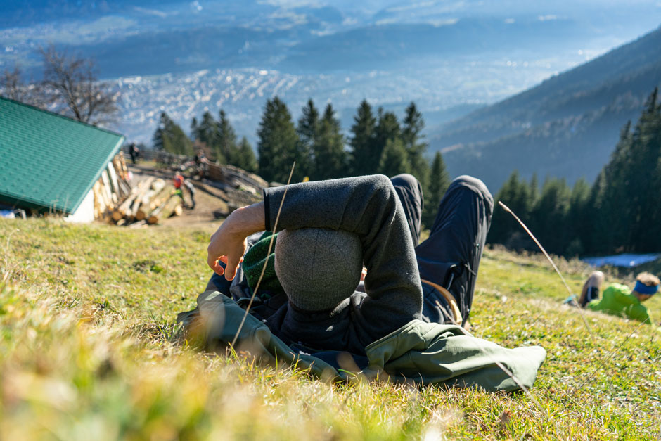 Relaxing Innsbruck. TGV Lab by Tu Gran Viaje branded content