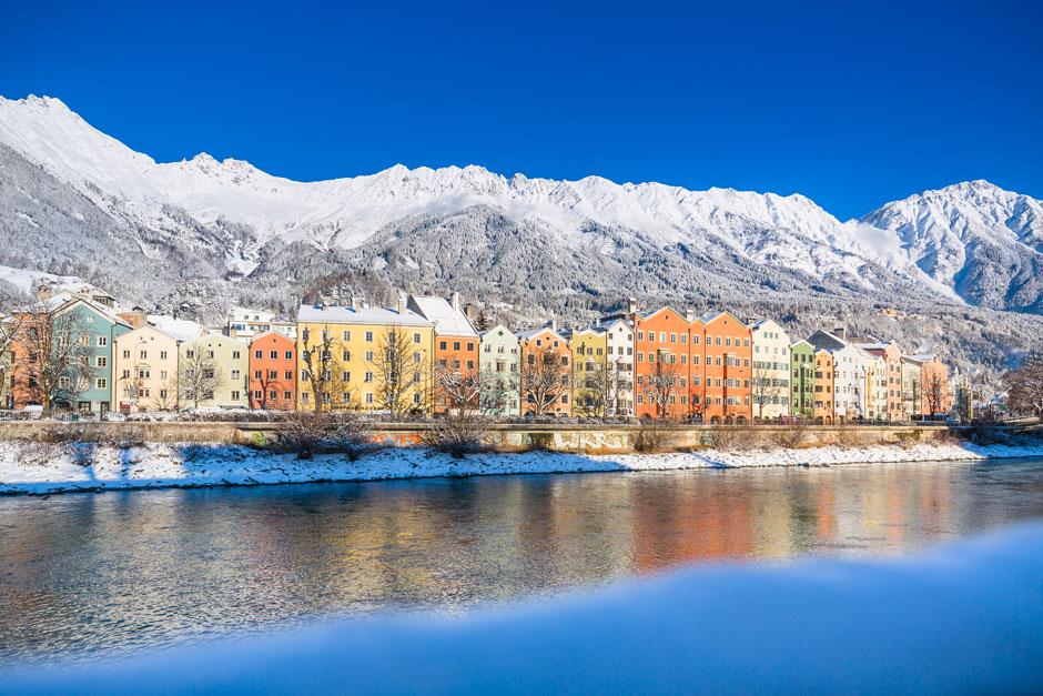 Barrio Mariahilf. © Innsbruck Tourismus / Tom Bause