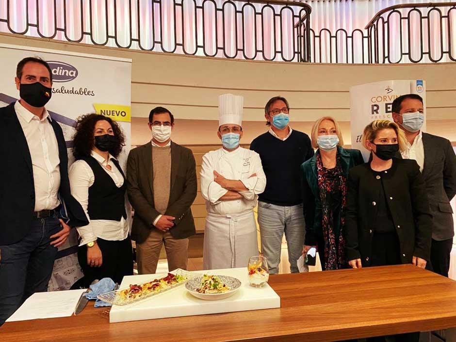 Navidad vitaminada 2020 en The Westin Palace by José Luque Pilar Carrizosa | Tu Gran Viaje