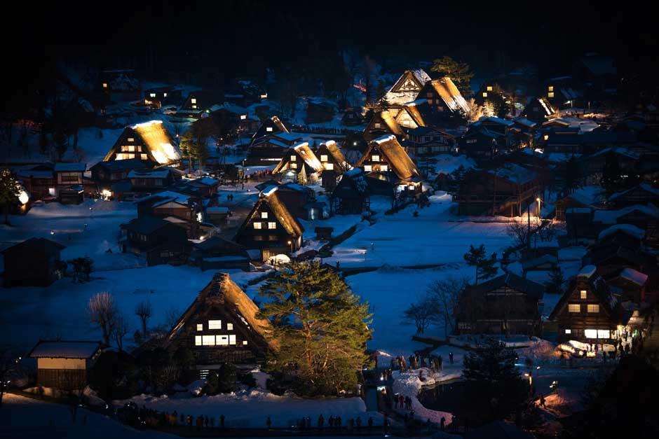 viajar-a-shirakawago-japon-en-invierno | Tu Gran Viaje