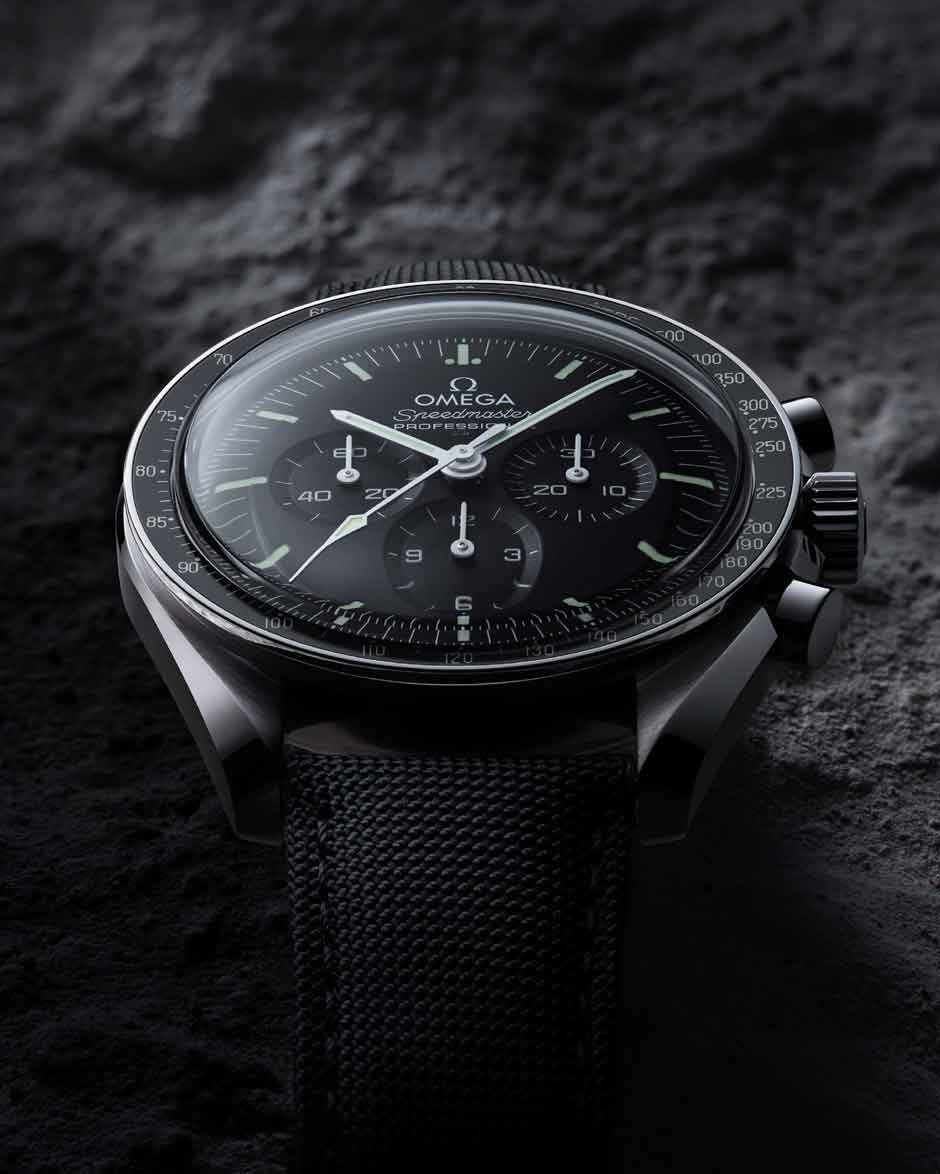 El icono, rediseñado: así son los nuevos relojes OMEGA Speedmaster Moonwatch