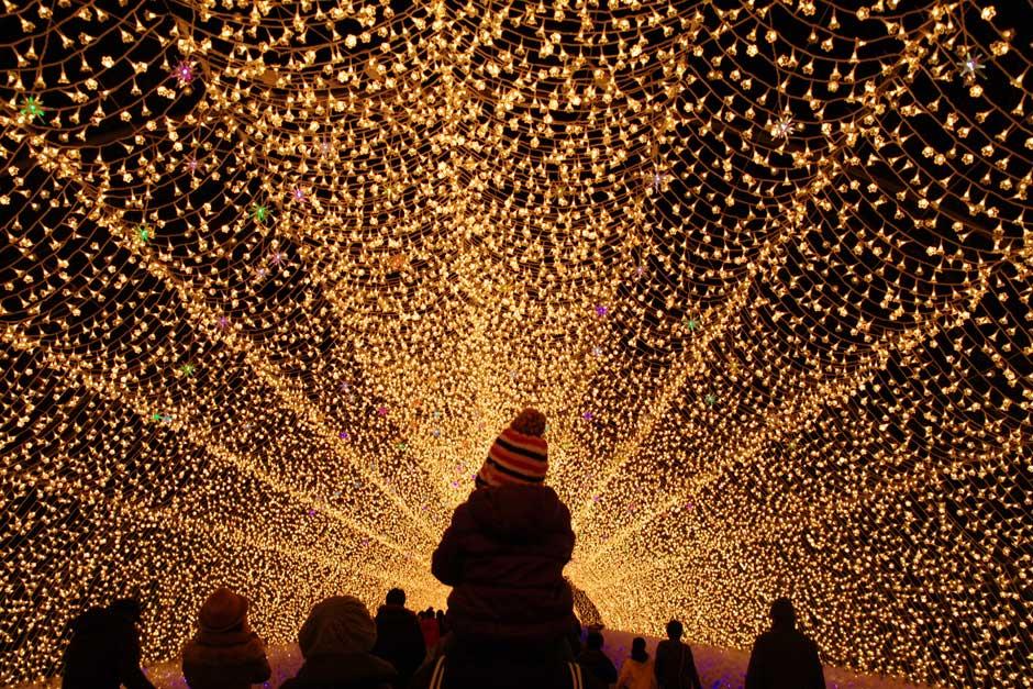 Visitar festivales luces de invierno en Japón | Tu Gran Viaje