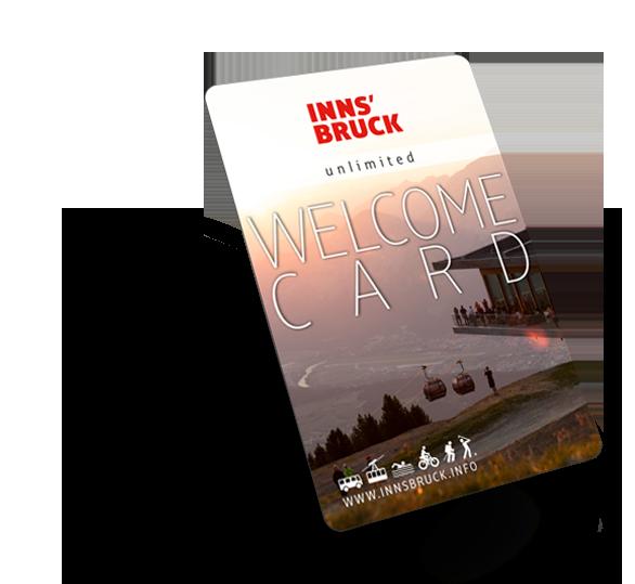 Innsbruck welcome card