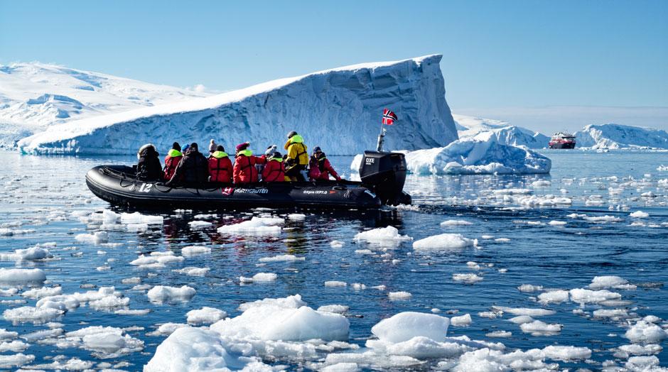 El MS Roald Amundsen, un crucero por la Antártida para ver un eclipse solar | Tu Gran Viaje