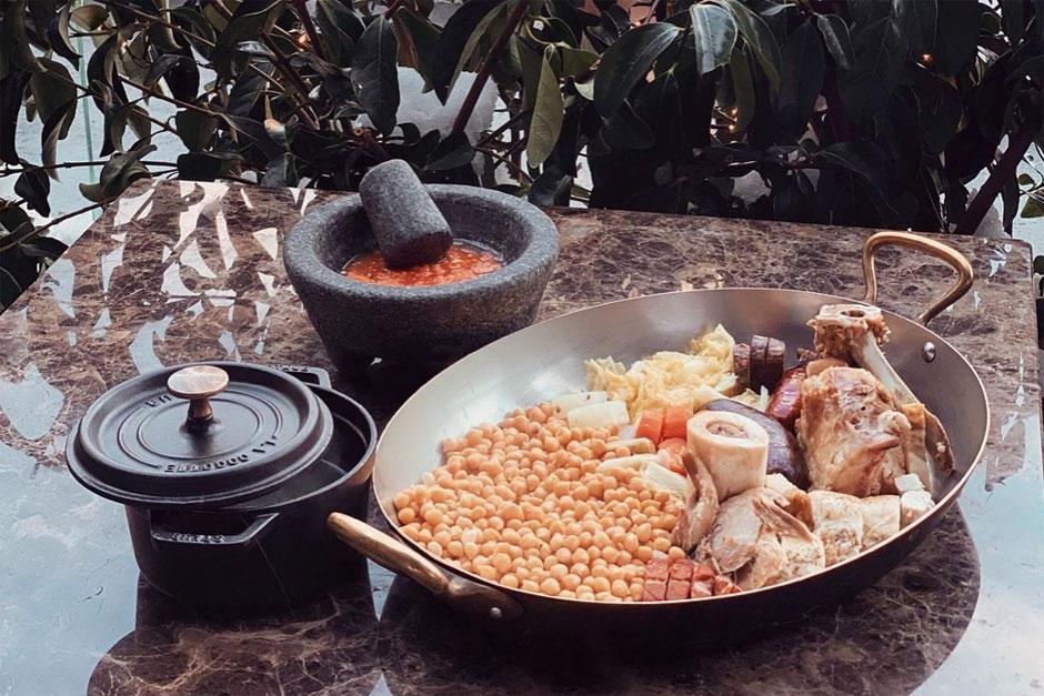 Un cocido madrileño de dos vuelcos es lo mejor para el invierno. Y el de TATEL Madrid, el restaurante de Rafa Nadal, ¡es simplemente irresistible! Tu Gran Viaje