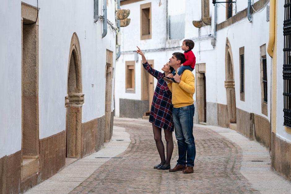 Judería de Valencia de Alcántara
