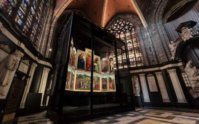 «El Cordero Místico», el tesoro que podremos volver a visitar en Gante