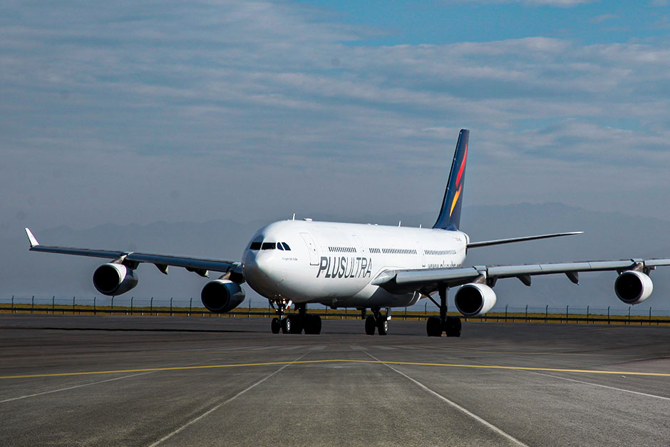 Plus Ultra reinicia sus vuelos entre España y Perú   Tu Gran Viaje