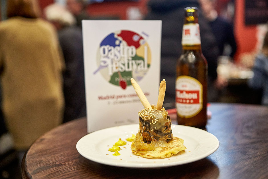 Programación de Gastrofestival Madrid 2021 en Tu Gran Viaje