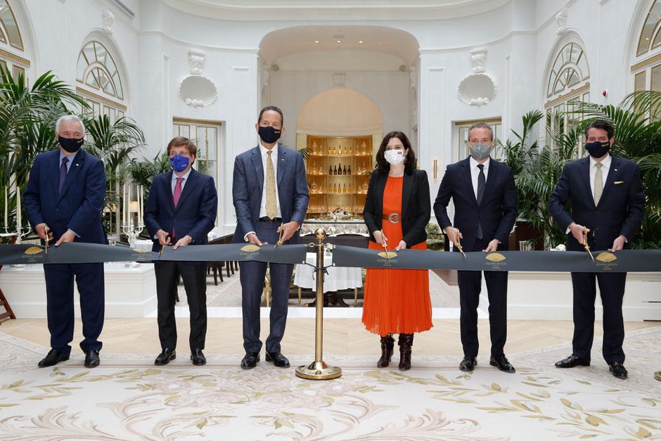 El Mandarin Oriental Ritz, Madrid abre sus puertas   Tu Gran Viaje