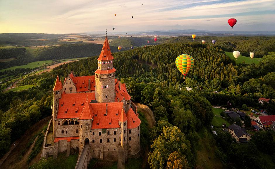 Paseos viajes en globo Chequia | Tu Gran Viaje Viajar República Checa
