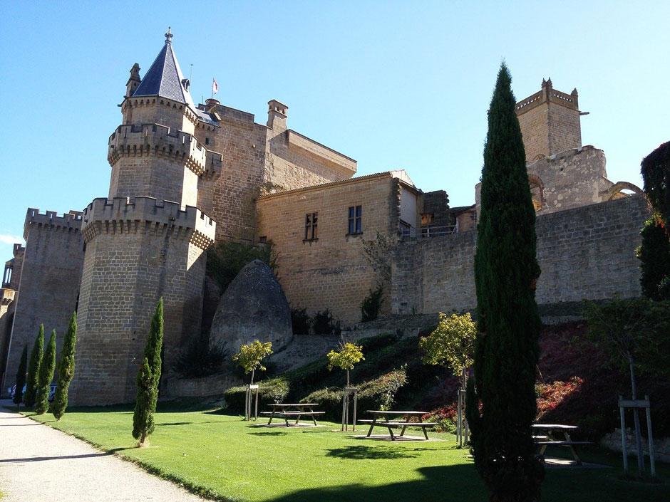 Castillo de Olite Navarra visitar los castillos más bonitos de España | Tu gran Viaje