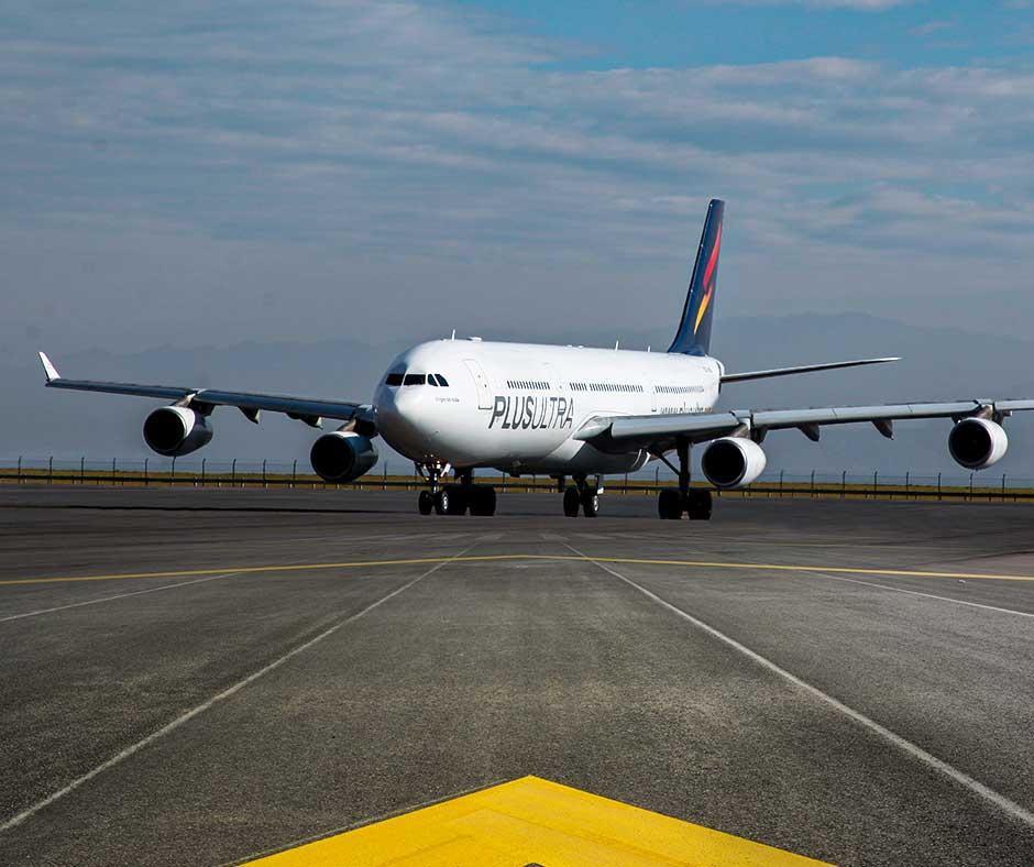 Plus Ultra reanuda sus vuelos entre España y Ecuador | Noticias de Turismo en Tu Gran Viaje