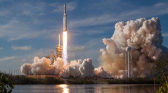 Lanzamiento del cohete Space X. Cortesía Space x | Tu Gran Viaje