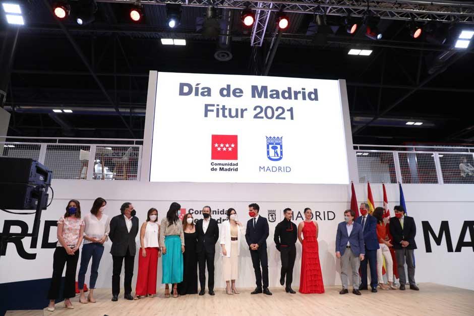Día de Madrid en Fitur 2021 | Tu Gran Viaje