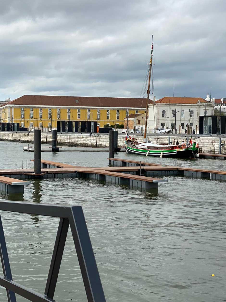 Sul Sueste y Doca da Marinha, las nuevas atracciones que tienes que ver en Lisboa | Tu Gran Viaje