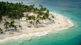 Cayo Levantado, Samaná. Foto Turismo República Dominicana | Vuelo Samaná Soltour Air Europa Tu Gran Viaje