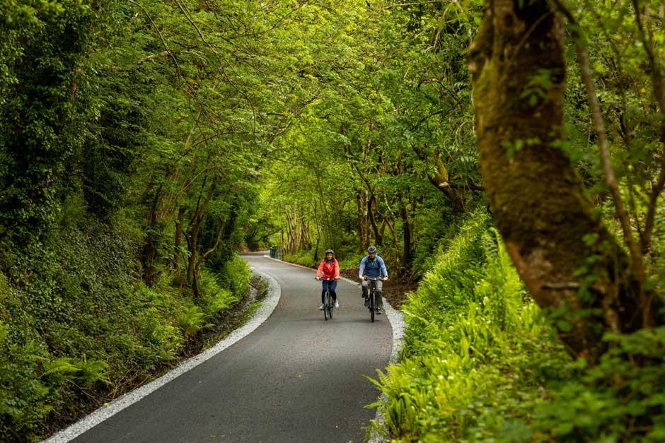 Limerick Greenway Ruta Verde de Limerick Tu Gran Viaje a Irlanda