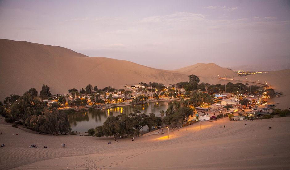 Los más impresionantes oasis del mundo | Tu Gran Viaje