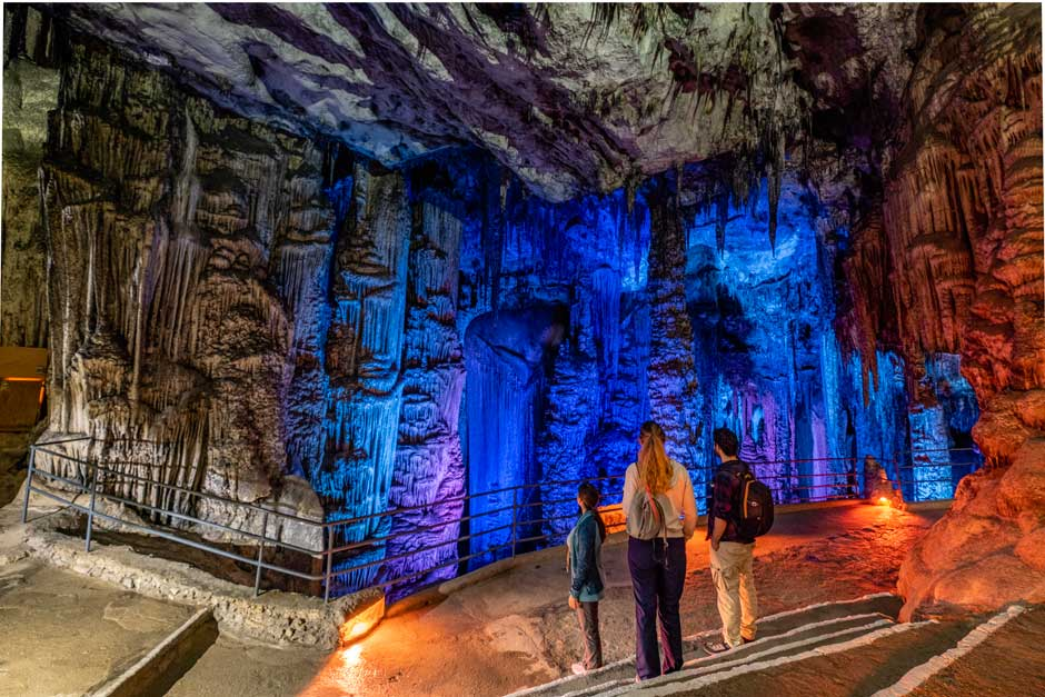 Vistar las cuevas de Mallorca cuevas de Artá cuevas del Drach Tu Gran Viaje