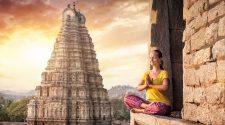 Yoga en India | Los mejores lugares del mundo para practicar yoga | Indie Campers | Tu Gran Viaje