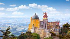 Palacio da Pena, Sintra. Imagen © Taiga / Shutterstock Visitar Sintra historia Lisboa | Tu Gran Viaje