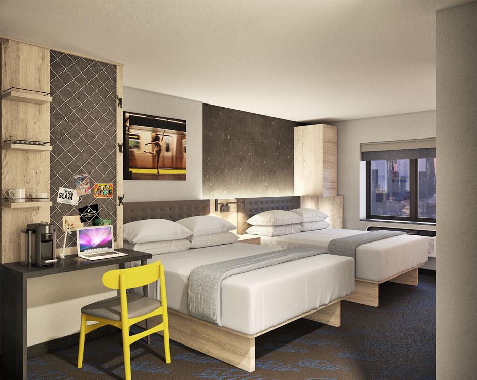 Pestana CR7 Times Square: así es el hotel de Cristiano Ronaldo en Nueva York   Tu Gran Viaje