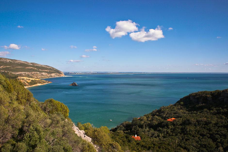 Parque Natural Sierra de Arrábida Lisboa Portugal | Tu Gran Viaje