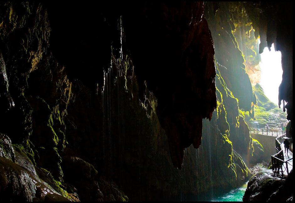 Gruta Iris Monasterio de Piedra | Tu Gran Viaje