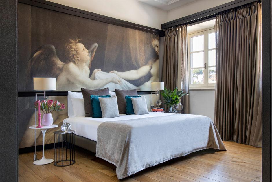 La legendaria Villa Agrippina de Roma, hogar de la madre de Nerón, es hoy uno de los hoteles más espectaculares del mundo, el Villa Agrippina Gran Meliá | Ofertas Tu Gran Viaje
